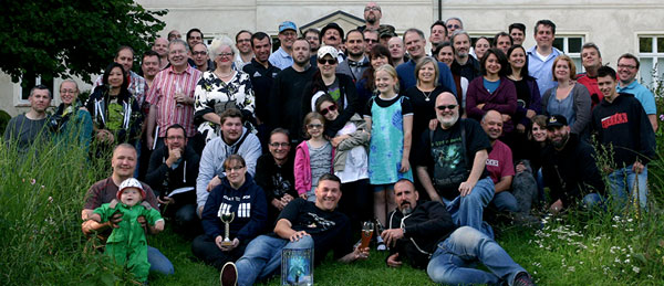 The Kraken 2014 Group picture