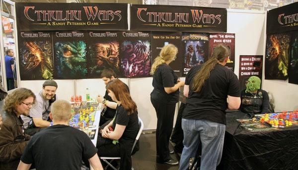 Spiel 2014 Cthulhu Wars