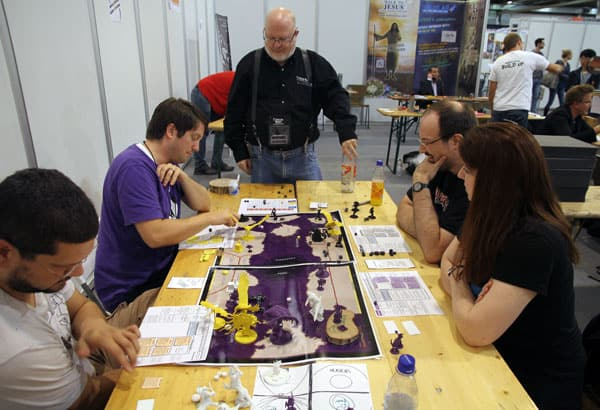 Spiel 2014 Glorantha The Gods War demo