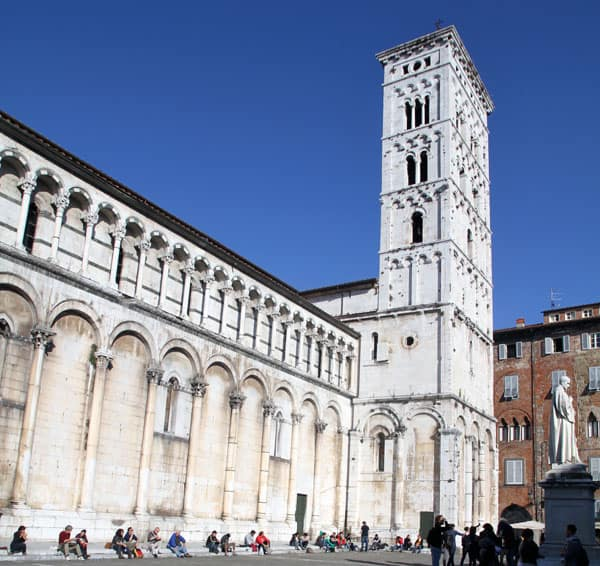 Lucca Games 2014 - Church of San Michele