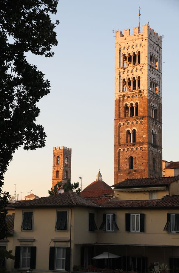 Lucca Games 2014 - St Martin's Cathedral