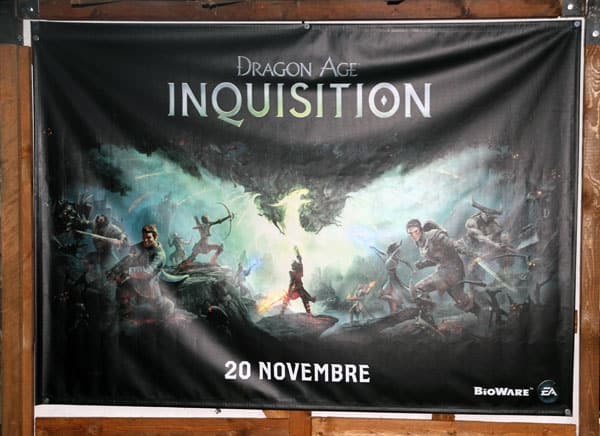 Lucca Games 2014 - Dragon Age Inquisition