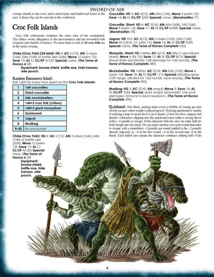 Sword of Air - Frog God Games - Teaser 2