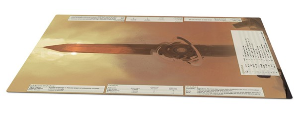 Numenera playmat mock up