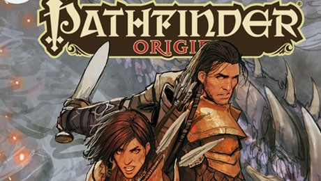 Pathfinder Origins cover