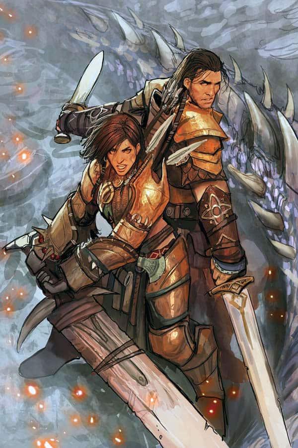 Pathfinder Origins cover