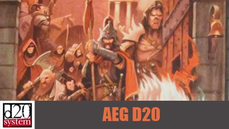 AEG D20 Collection Update
