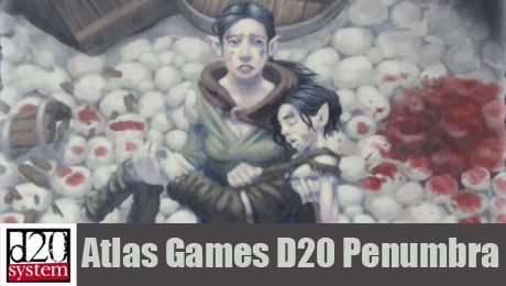 Atlas Games D20 collection update