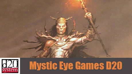 Mystic Eye Games D20 Collection Update