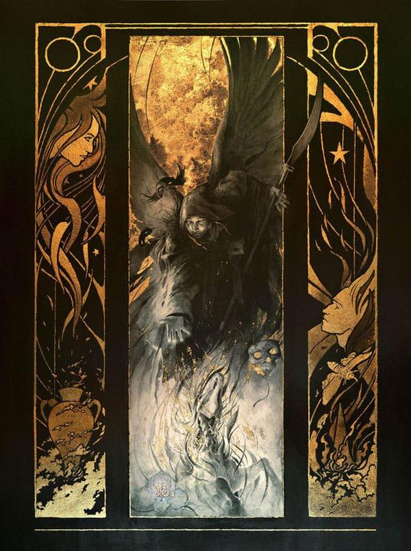 Shadows of Esteren Black moon handbook kickstarter edition
