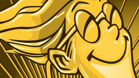 Golden geek award winners 2014