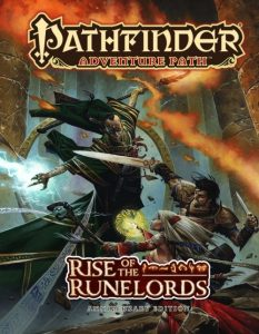 Rise of the Runelords Anniversary edition cover