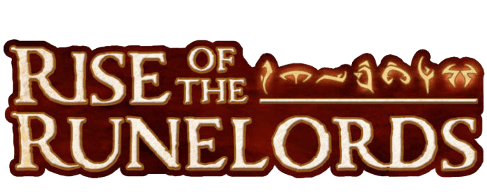 Rise of the Runelords Logo