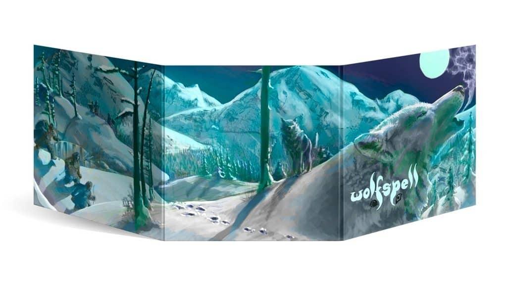 Wolfspell Kickstarter