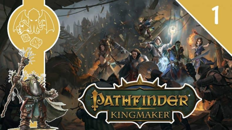Pathfinder Kingmaker episode 1-min