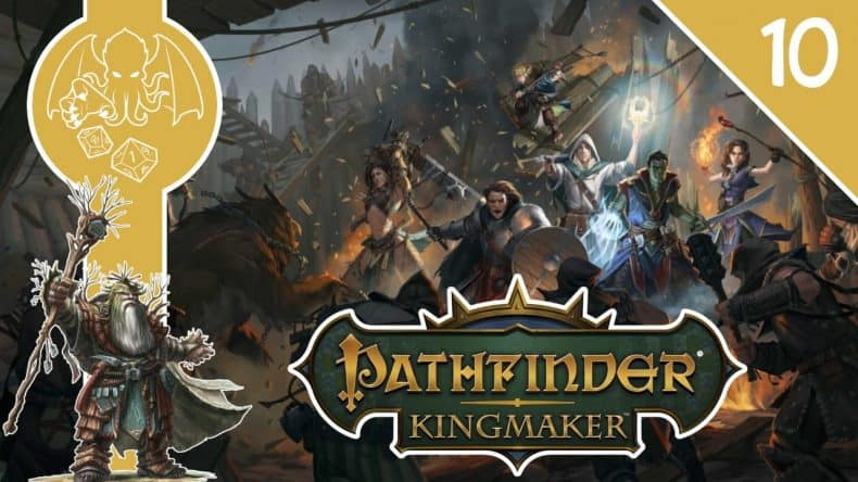 Pathfinder Kingmaker Episode 10 Youtube Thumbnail-min